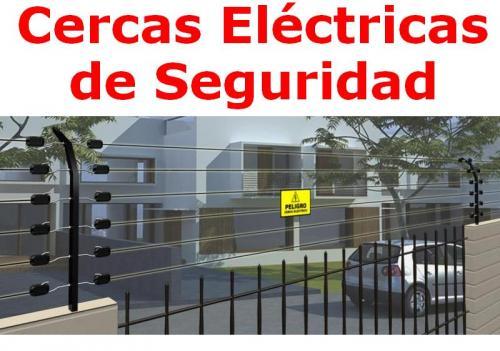 Cercas eléctricas de seguridad