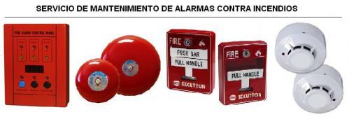 SIstema de deteccion de incendios